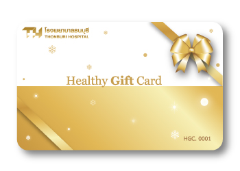 Healthy  Gift Card