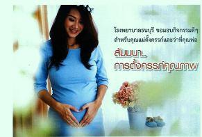 สัมมนา การตั้งครรภ์คุณภาพ