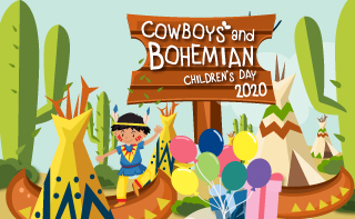 Cowboys and Bohemian Children's Day 2020