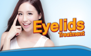Eyelids Treatment